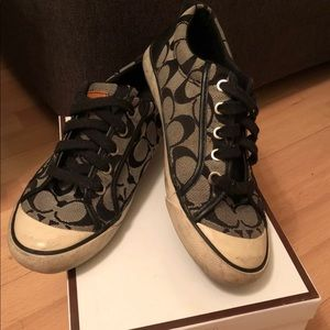 Coach Fashion Sneakers